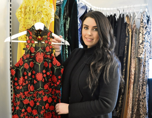 Helena Valley resident Claudia Gerencser has set up a business, House of Hire.