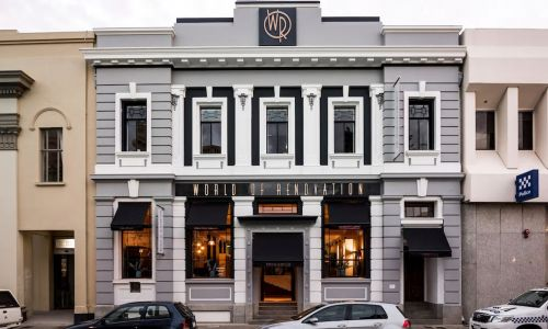Chance to purchase stunning historic commercial premises in Fremantle