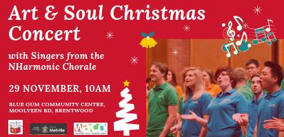 Art & Soul Christmas Concert