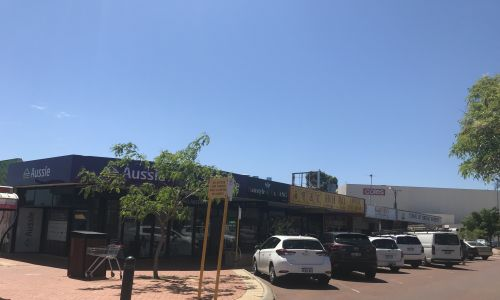 The Morley Momentum is proposing to host the Laneway Fiesta on Progress Street, Morley. Picture: Kristie Lim