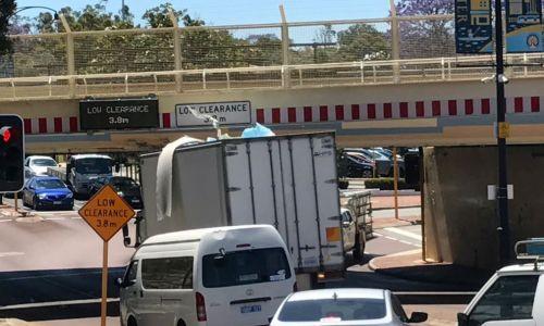Bayswater bridge 1 – Truck 0