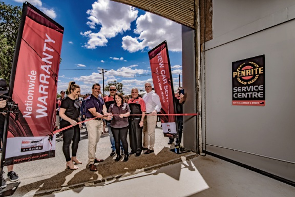 Schneider Mechanical and Tyre Centre relocates to bigger workshop in Dianella
