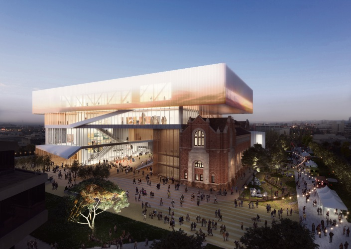 WATCH: First glimpse of new WA Museum at Perth Cultural Centre with fly-through video released
