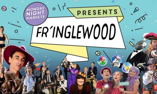 Free family friendly Fringe fun at Fr'Inglewood