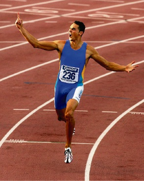 Two-time Olympian Joshua Ross will compete at the The Fit Learning Melville Professional Gift.