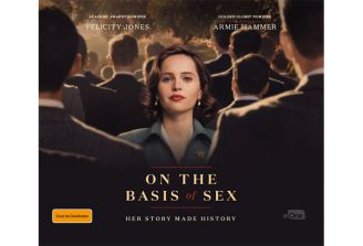 Win tickets to On the Basis of Sex
