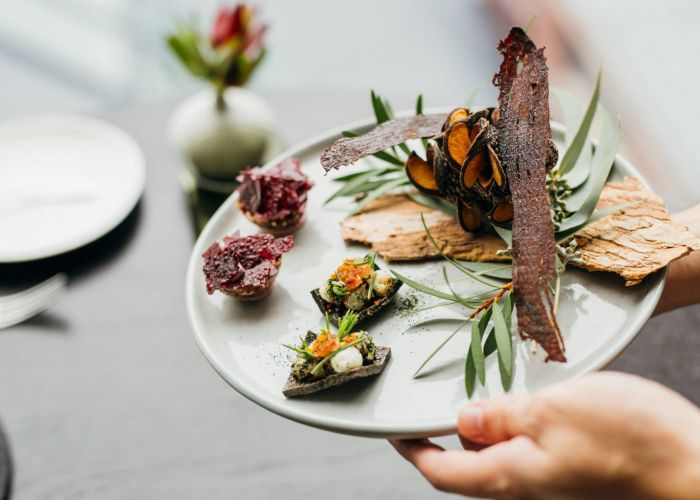 Wildflower scored 16 out of 20 in the Chef's Hat Awards