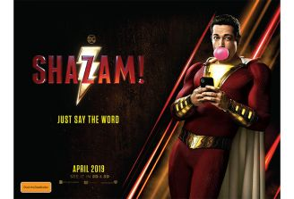 Win tickets to Shazam!