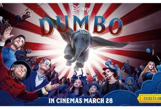 Win a family pass to Dumbo