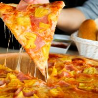Does pineapple belong on pizza? The Italians say no!