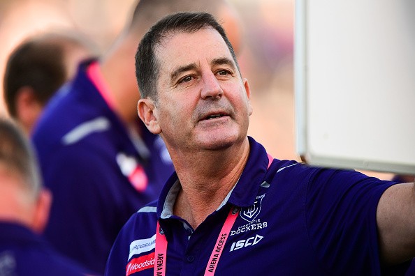 Ross Lyon. Photo: Getty