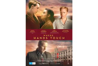 Win tickets to Where Hands Touch