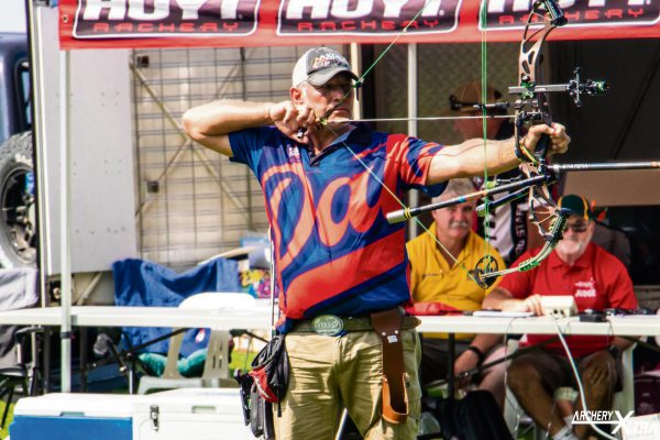 Danie Oosthuizen Picture: Archery X-tra
