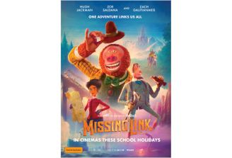 Win tickets to Missing Link