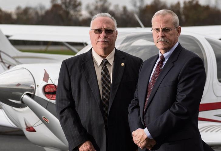 Javier Pena and Steve Murphy.