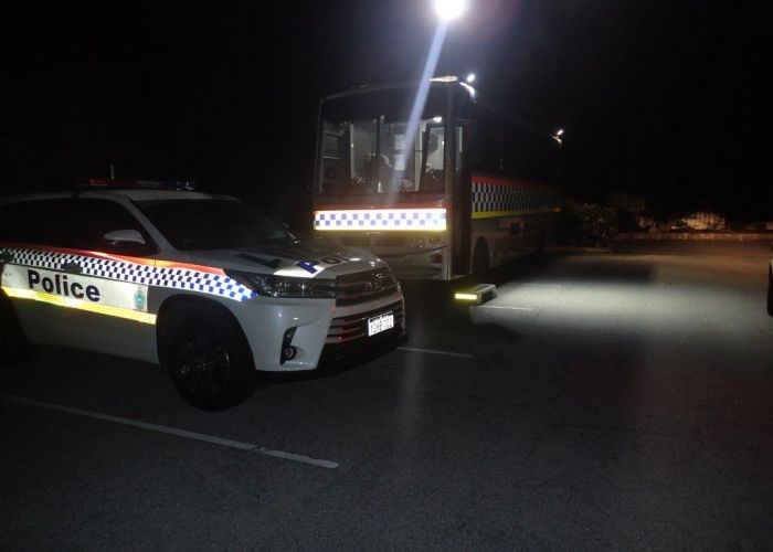 Police target Innaloo in night operation