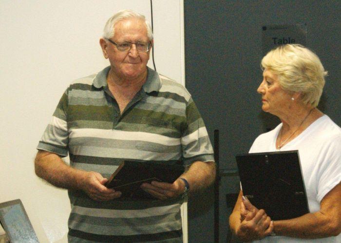 Ivan and Pauline Wingate.