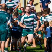 Wanneroo captain Andrew King runs out for his 100th on Saturday.