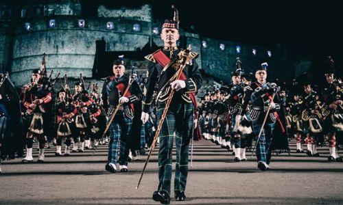 Helloworld bringing Royal Edinburgh Military Tattoo to Australia