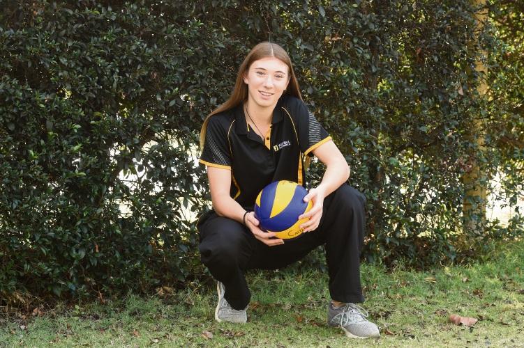 Caitlin Whincup. Photo: Jon Hewson. d493610 communitypix.com.au