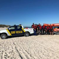 Mullaloo SLSC has received a new ute to help with its lifesaving operations.