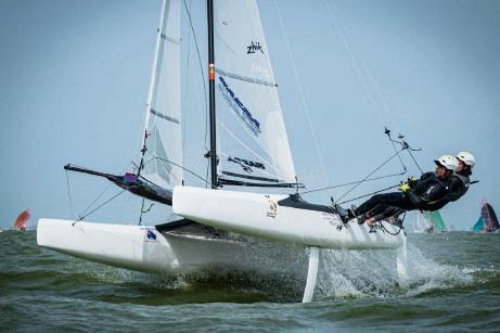 Mandurah student wins gold at Dutch youth regatta