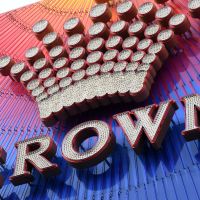 Casino giant Crown has defended itself against claims of money laundering.
