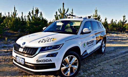 New Skoda Kodiaq impresses