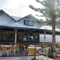 Cafes relaunch as Tods