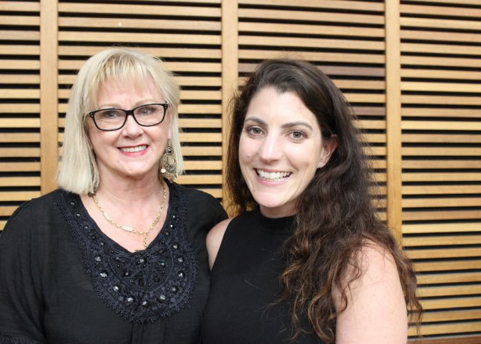 Jenny Green and Candice Di Prinzio are the elected councillors for Coastal Ward.