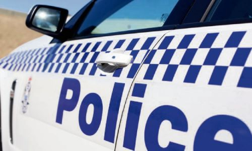 Two men charged over alleged armed robbery