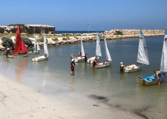 Sun City Yacht Club will hold a sailing triathlon on December 14.