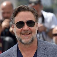 Russell Crowe during a photocall. Picture: Loic Venance/ AFP via Getty Images