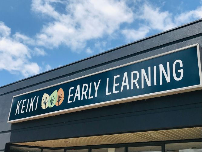 Keiki Early Learning will open a service near Edgewater train station in January.  Picture supplied