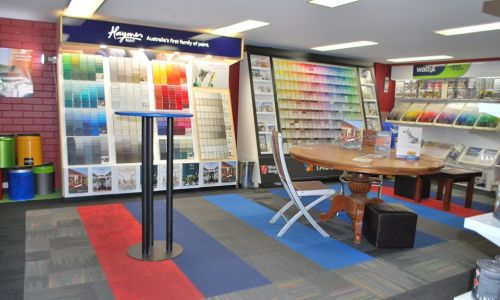Get the right advice first time at Paint West Centre
