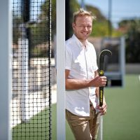 Olympian Tim Deavin will be Fremantle Cockburn Hockey Club's coach for the upcoming Men's Premier Grade season. Photo: David Baylis.