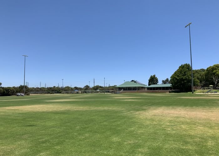 John Connell Reserve in Leeming.