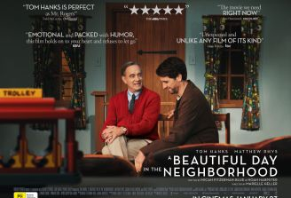 WIN a double pass to A Beautiful Day in the Neighborhood