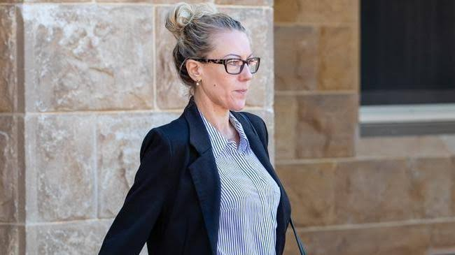 Tracey Bridgewater is on trial in the West Australian Supreme Court, charged with the manslaughter of Nicholas Josephs, 44, at their Hamilton Hill home in September 2018.