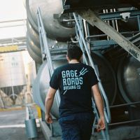 Onsite at Gage Roads. Picture: James Whineray