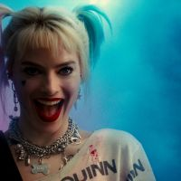 Margot Robbie as Harley Quinn in Birds of Prey: And the Fantabulous Emancipation of One Harley Quinn.