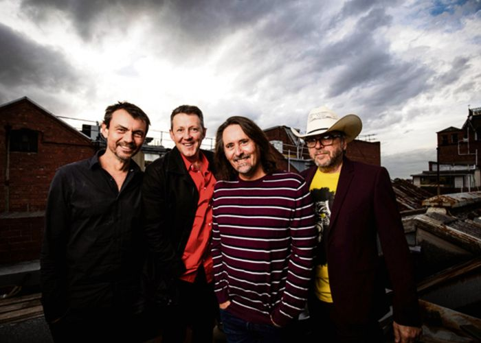 Australian folk-rock band Things of Stone and Wood will bring its 30th anniversary national tour to Perth.
