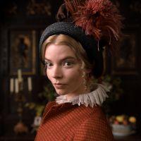 Anya Taylor-Joy in a new adaptation of Jane Austen's Emma.