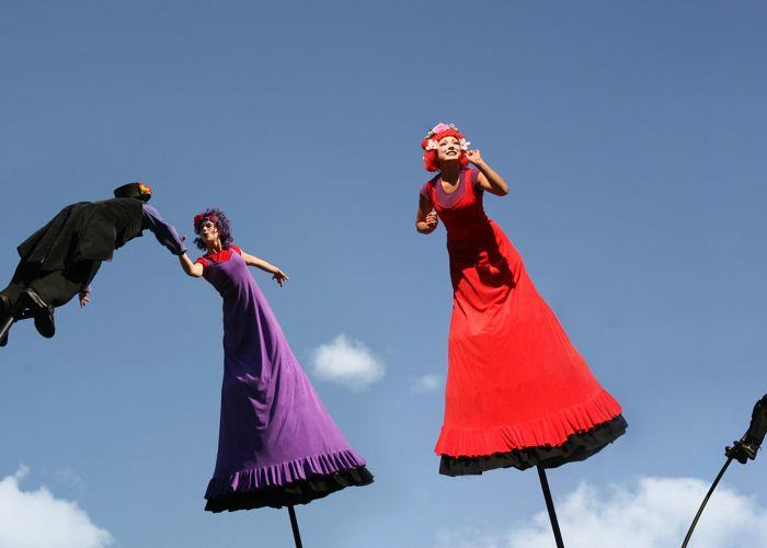 Strange Fruit will make the trip from Eurovision to Perth for the Joondalup Festival.