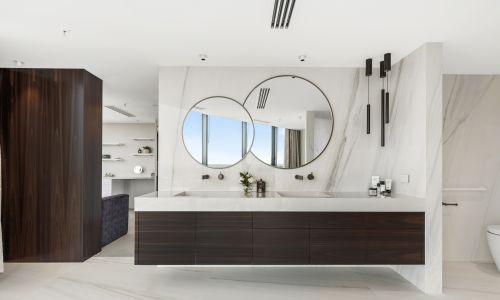Lux Interiors renovates iconic Raffles Hotel apartment