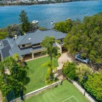 Just listed, the 3653sq m block with 60m frontage at 35-37 The Esplanade and 12 View Road is the largest residential estate with a home in Mt Pleasant.