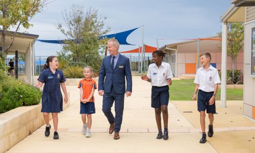 New initiatives at St James' Anglican School