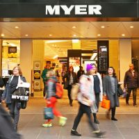 Myer will temporarily close all stores from the close of business on Sunday for an initial period of four weeks and stand down 10,000 staff without pay.