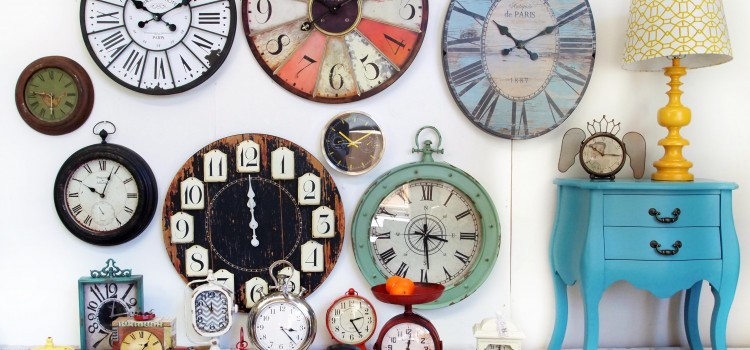 Clocks, clocks, and more clocks!