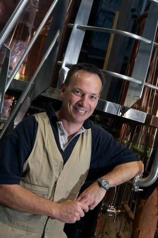 Returning Murray's brewer Graeme Mahy